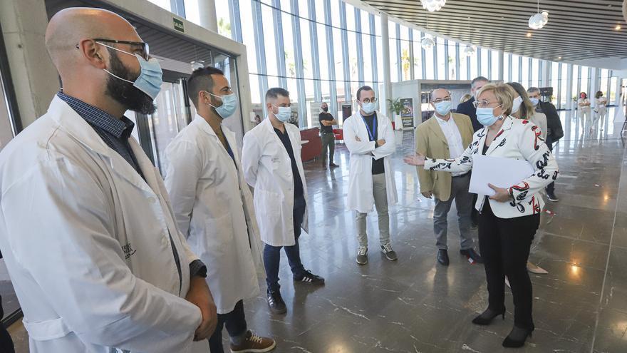 Barceló liquida la primera concesión sanitaria privada de la provincia de Alicante