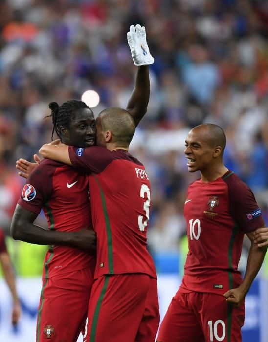 Portugal, campeona de la Eurocopa 2016