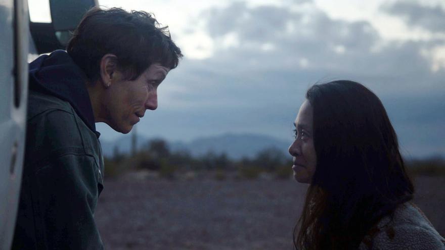 'Nomadland' se alza como la gran ganadora de los Bafta con cuatro premios