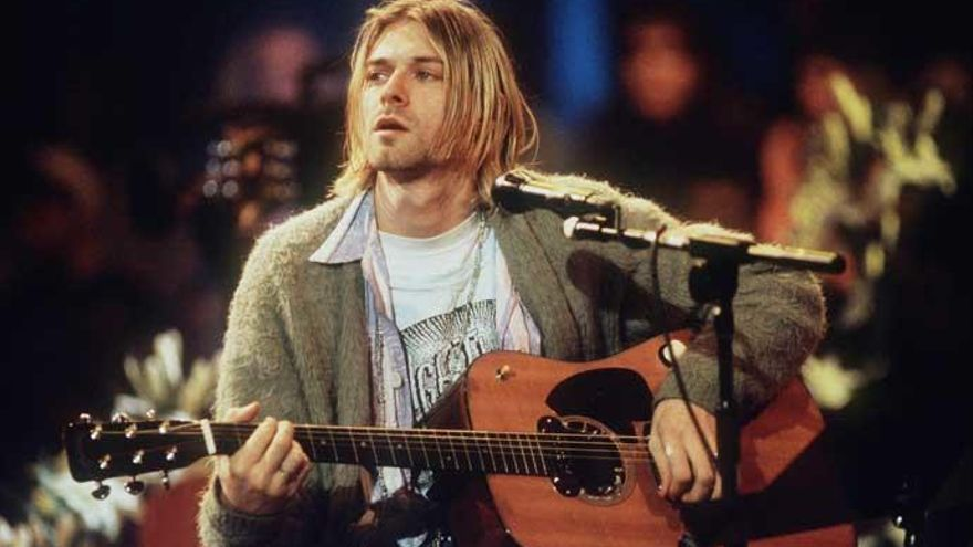 Kurt Cobain, 25 años de la muerte de un mito