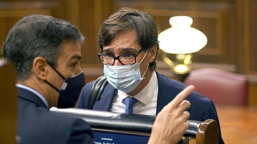 El Gobierno rectifica y acepta que Sánchez rinda cuentas de la alarma cada dos meses