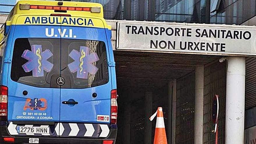 Sanidade baraja limitar la movilidad por edades en las áreas de A Coruña y Santiago