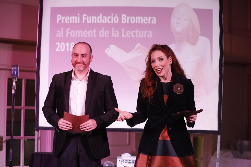 Premis de la Fundació Bromera