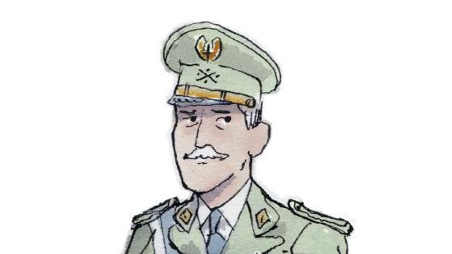 Las contradicciones del general Latorre
