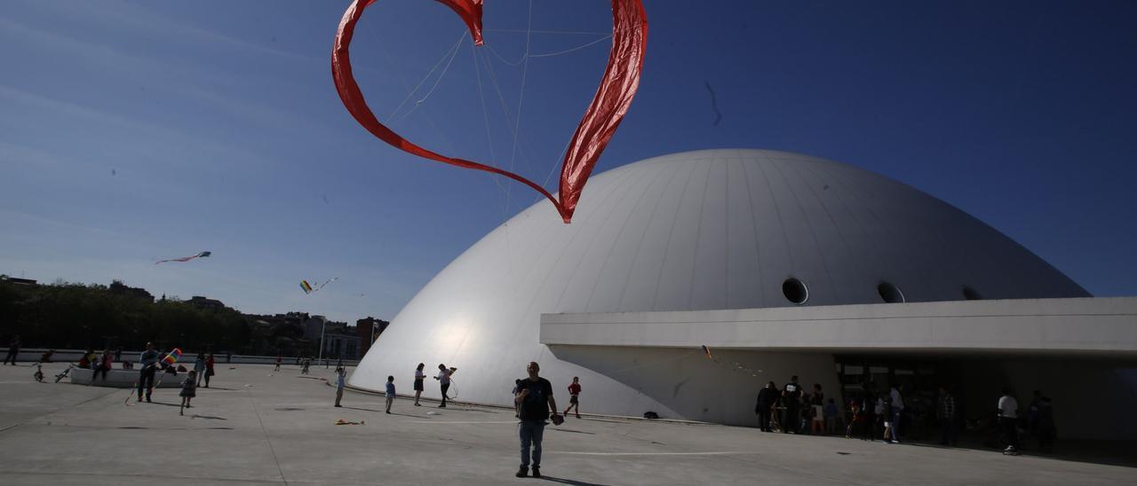 Instalaciones del Centro Niemeyer.
