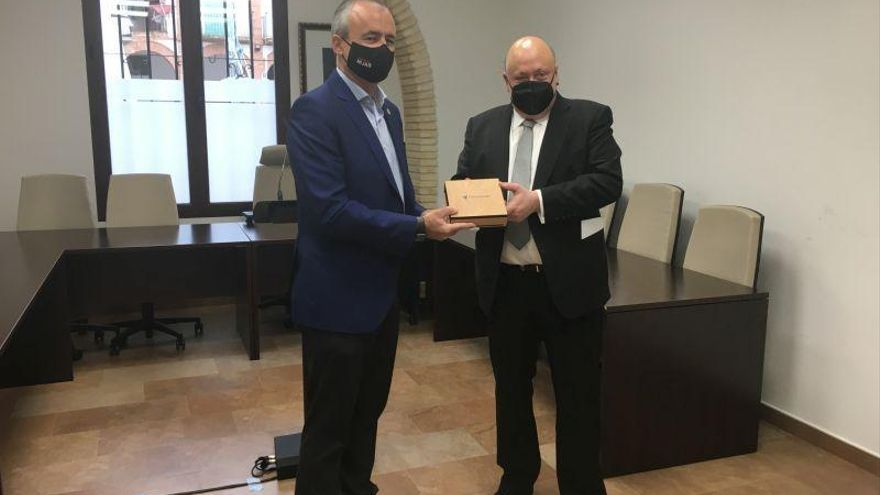 Los 11 proyectos fotovoltaicos de Forestalia en Híjar supondrán una inversión de 350 millones de euros