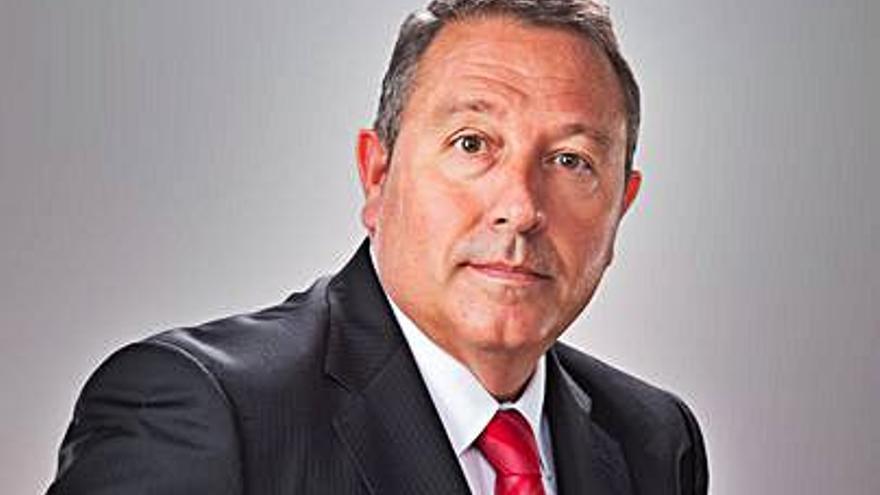 Luis Gutiérrez Mateo, nuevo director general de la aseguradora Mapfre en la territorial Noroeste