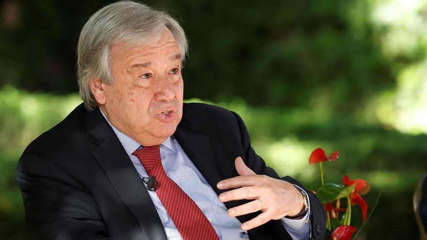 """Guterres: """"Los agentes económicos y sociales son los harán que ganemos o no la guerra contra el cambio climático"""""""