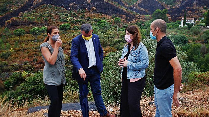 «Volem posar a disposició la recerca que es fa per prevenir els incendis»