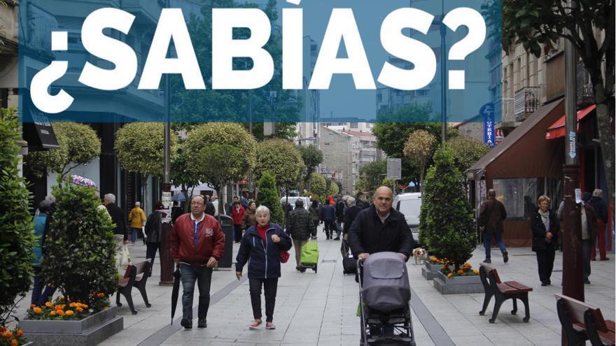 ¿Por qué el barrio de O Calvario se llama así?