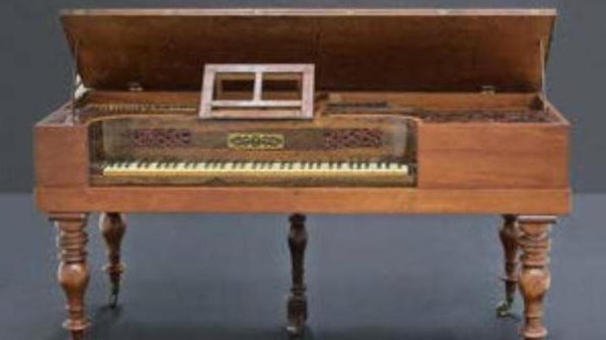 La Real Academia de Bellas Artes dedica un ciclo de actividades al pianoforte