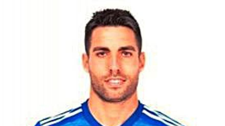 Diegui, mejor jugador del Oviedo en el mes de abril