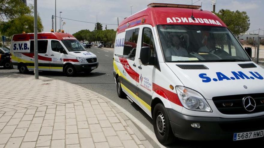 Una ambulància perd un ferit i els sanitaris donen positiu per drogues