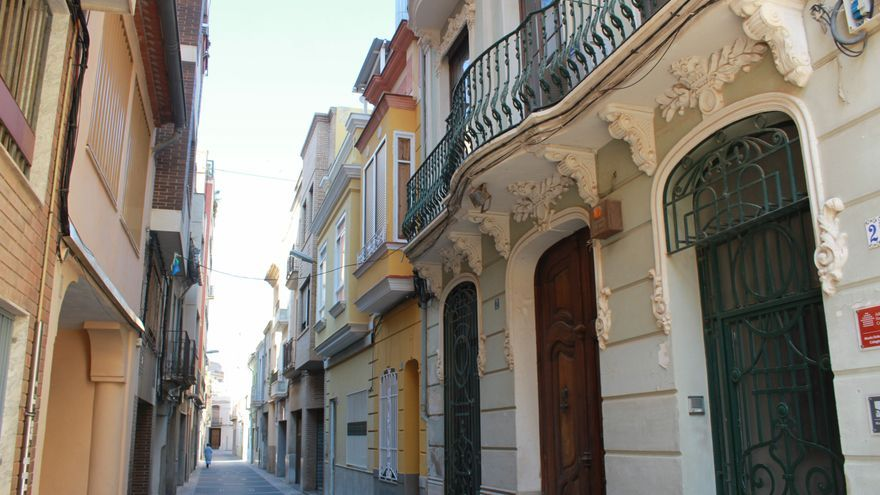 Burriana lanza ayudas para reformar fachadas modernistas