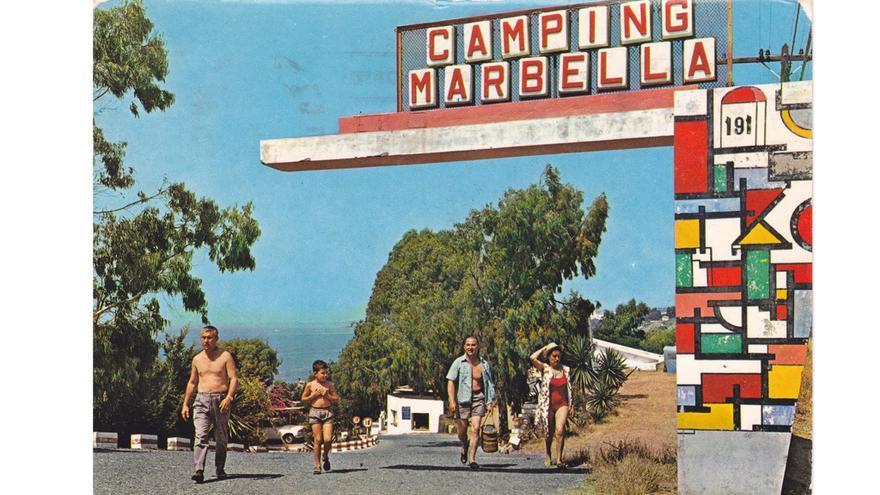 Marbella 191, un camping con pedigrí