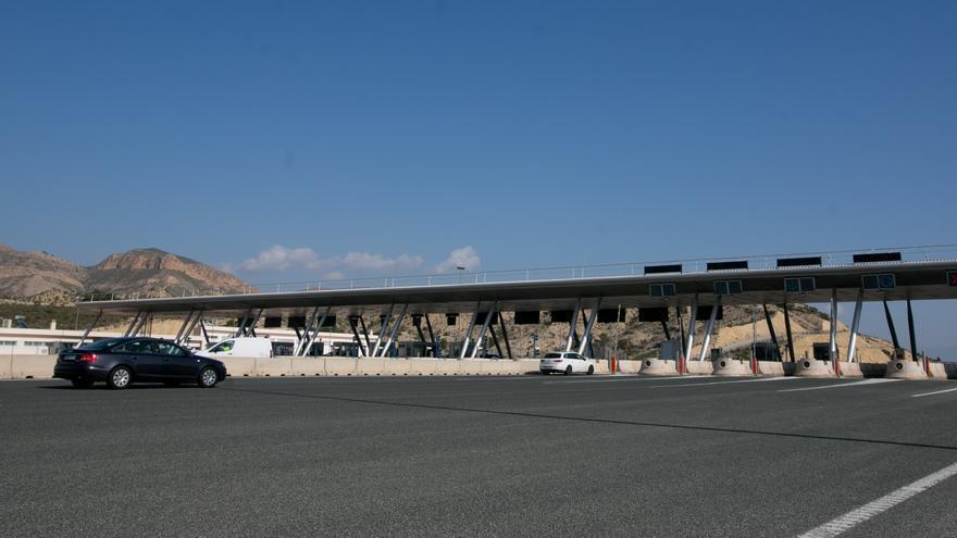 Imputado un conductor por circular a 213 km/h en la AP-7 en Monforte del Cid