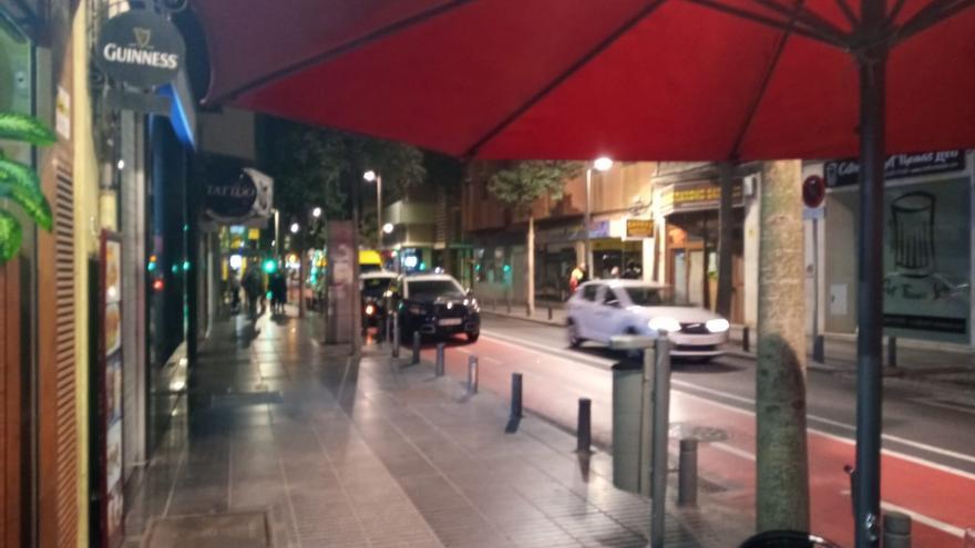 Hallado muerto el propietario del bar-cafetería Rancho Canario de León y Castillo