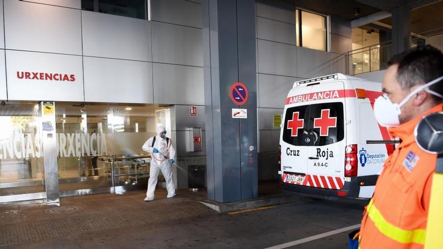 Coronavirus A Coruña y Galicia | Descienden a 126 los pacientes hospitalizados por COVID en A Coruña