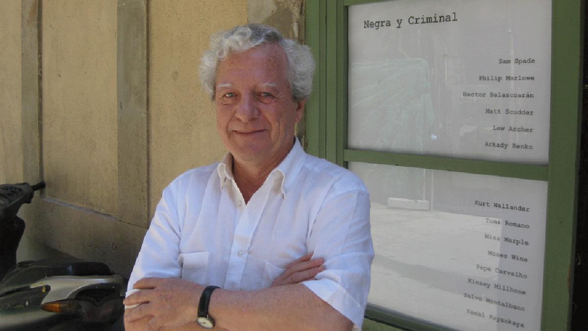 Jorge Martínez Reverte.