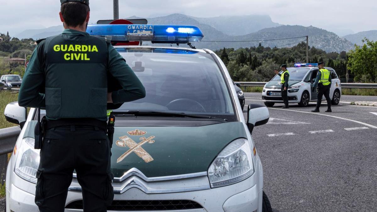 Un camionero denunciado en Alicante y Madrid en 24 horas por cambiar el tacógrafo