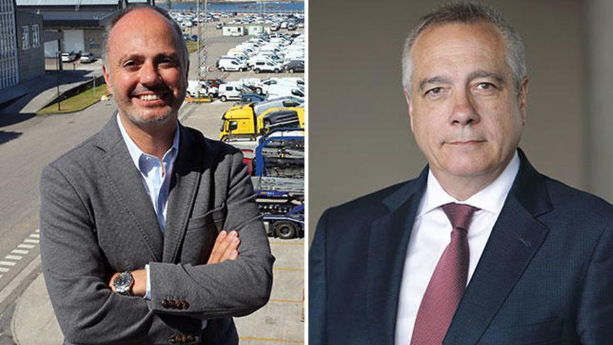 Regades y Navarro debaten sobre las Zonas Francas en la reactivación de la economía