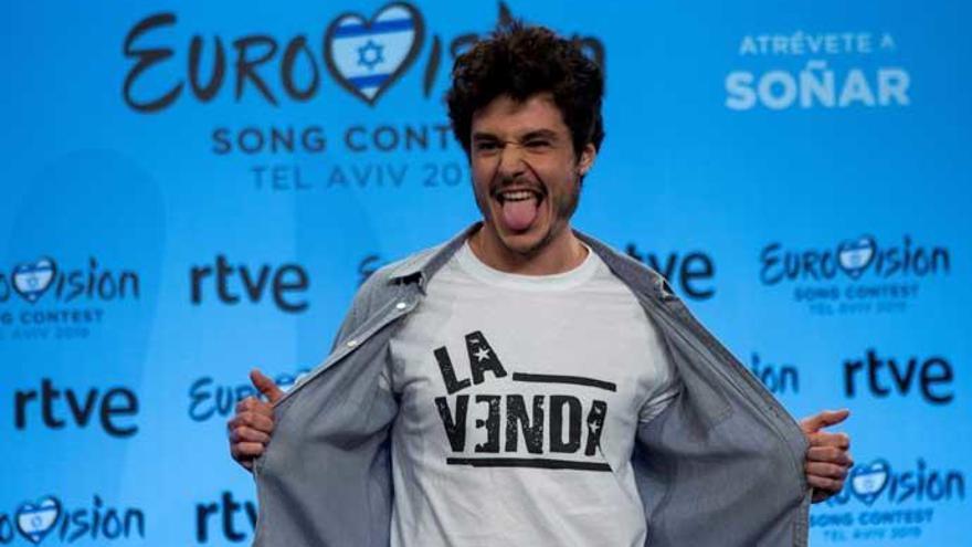 El próximo representante de España en Eurovisión no saldrá de 'Operación Triunfo'