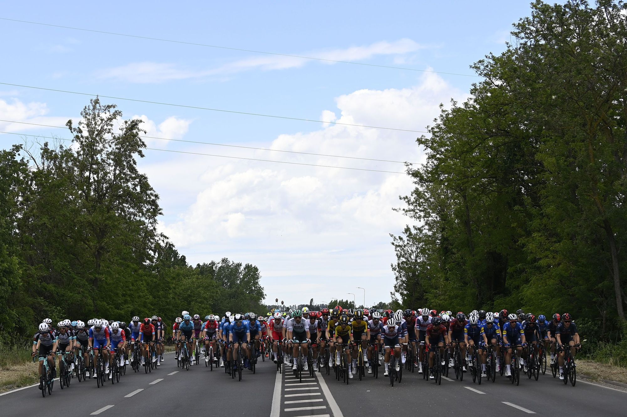 Giro de Italia | Modena - Cattolica