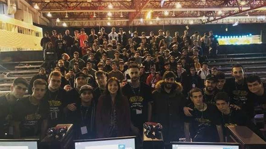 Login Gaming Bar, de Vigo, gana el primer torneo autonómico 'League of Legends'