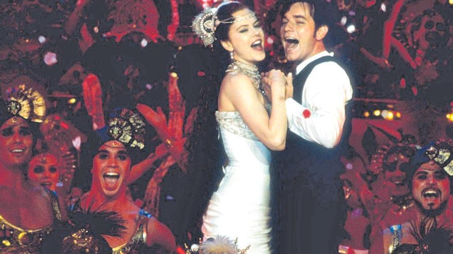 20 años de 'Moulin Rouge'