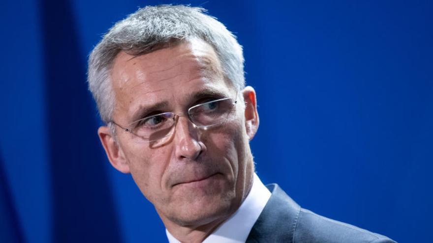 La OTAN suspende su misión de entrenamiento en Irak