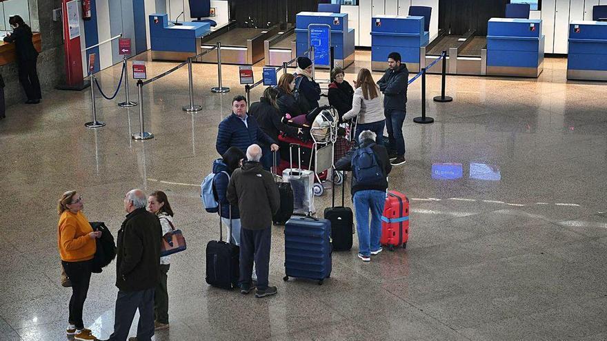 El saldo migratorio crece un 43% en Galicia y ya es el mayor de la década
