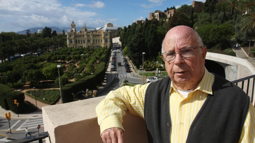 Pedro Vicario, gran defensor de Málaga y sus tradiciones