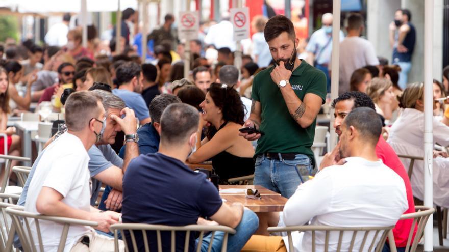 El ocio nocturno y el sector de las fiestas solo piden el 15% del millón de euros para ayudas