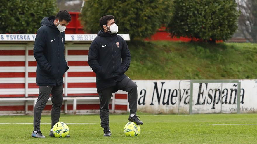 """Gallego: """"Me gustaría que otros jugadores dieran un paso al frente en la faceta goleadora"""""""