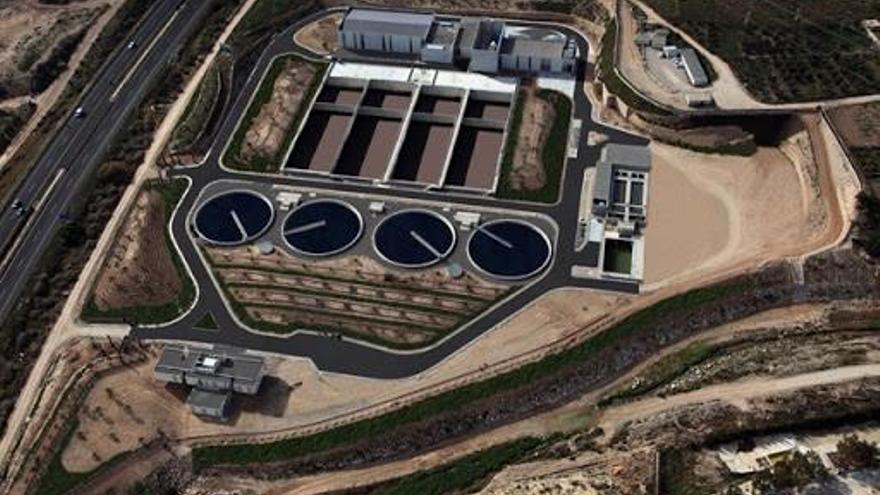 El Campello aprueba expropiar los terrenos para conectar la zona norte con la estación depuradora