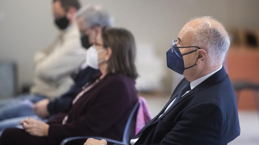 Las ONG piden 5 años de cárcel para el exconseller Blasco en su tercer juicio
