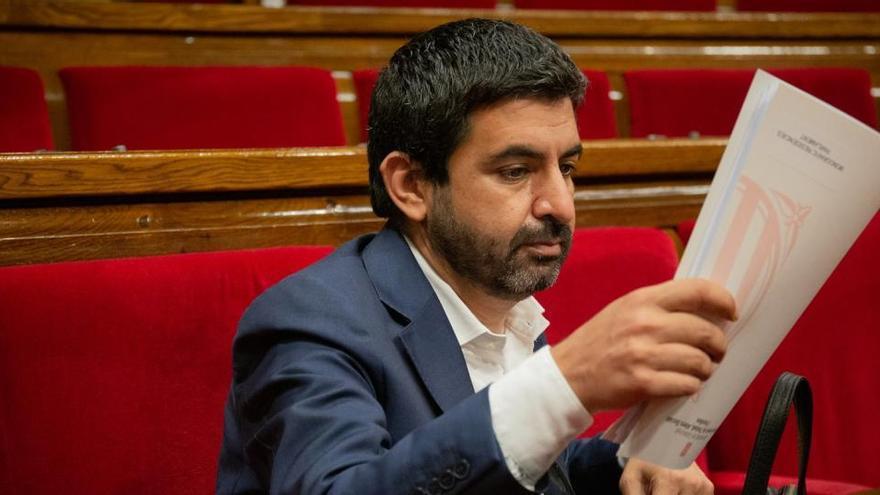 Cataluña presenta un recurso para gestionar la renta mínima