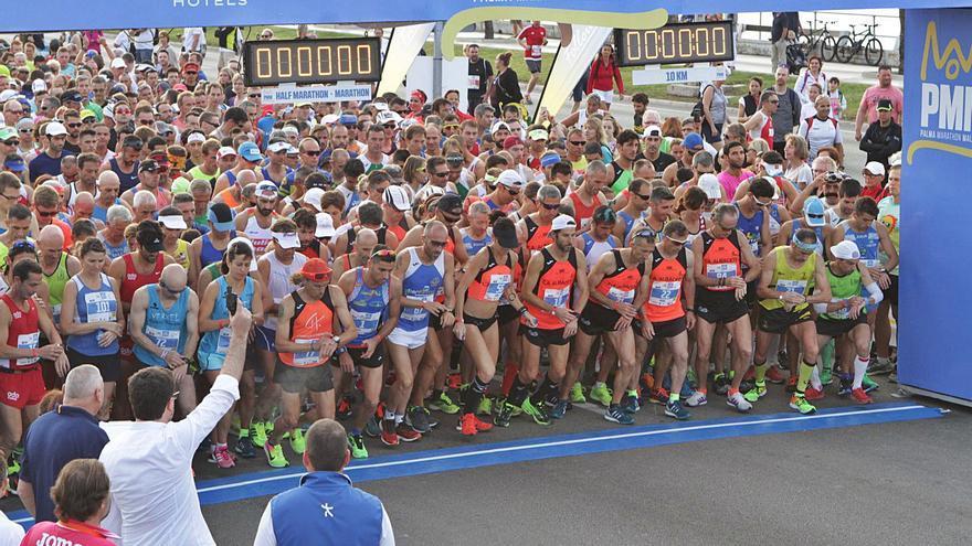 """""""Der erste Kilometer vom Palma Marathon muss mit Maske gelaufen werden"""""""