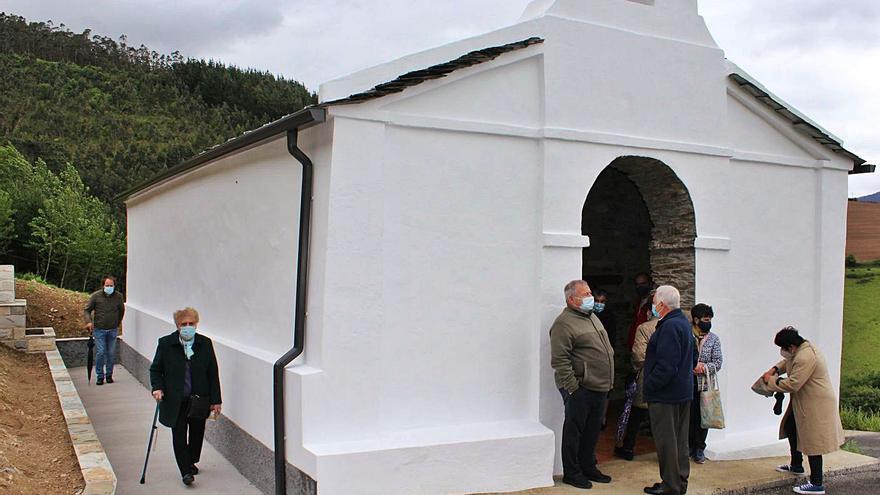 Vegadeo vuelve a festejar a San Román