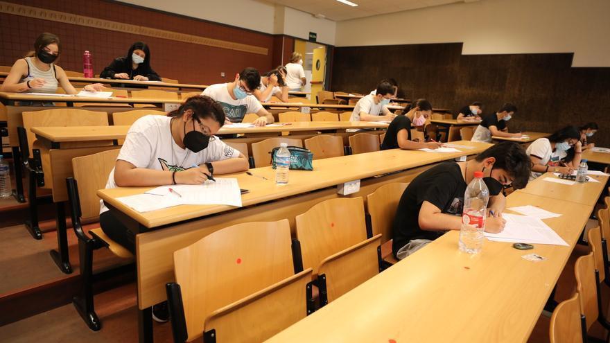 Más del 97% de los estudiantes de la provincia superan las pruebas de acceso a la Universidad