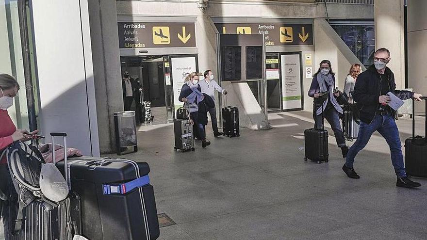 Mallorcas Flughafen kommt langsam in Betrieb
