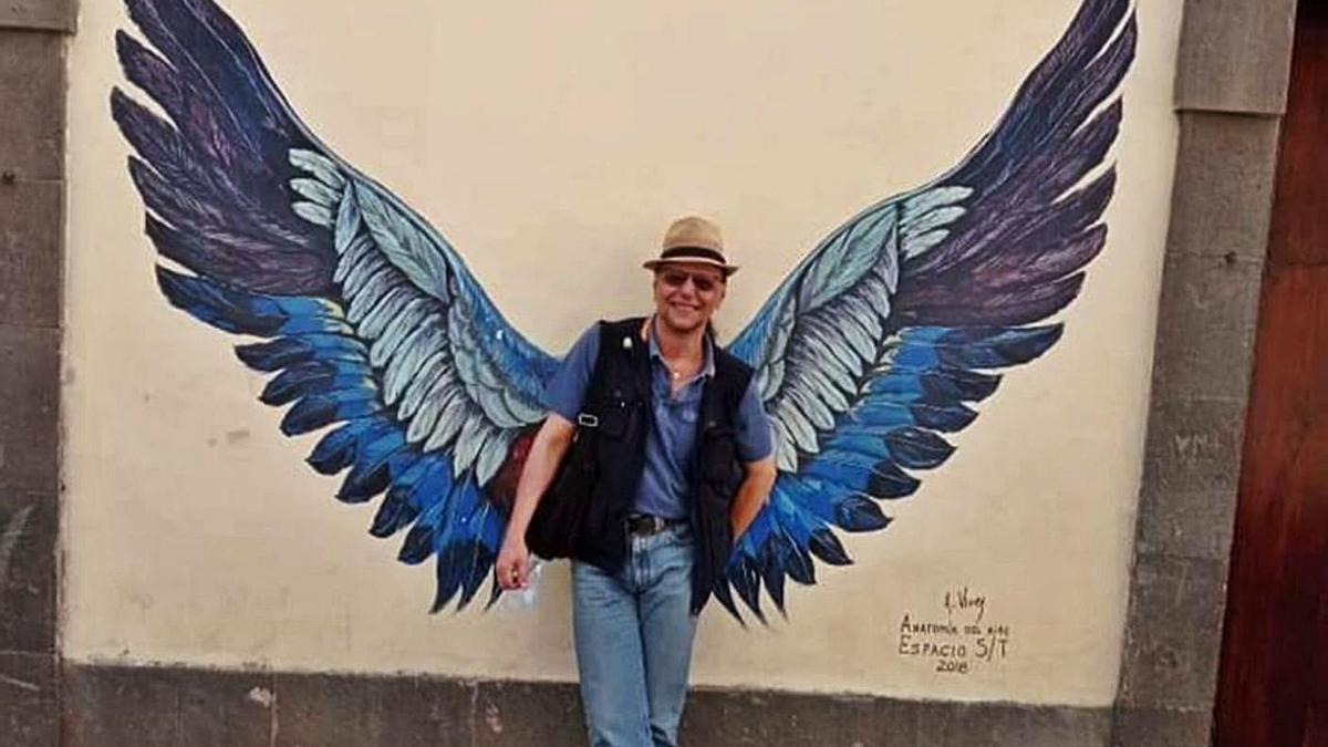 The artist Manolo Yanes inaugurates an artistic reinterpretation of myths |  LP / DLP