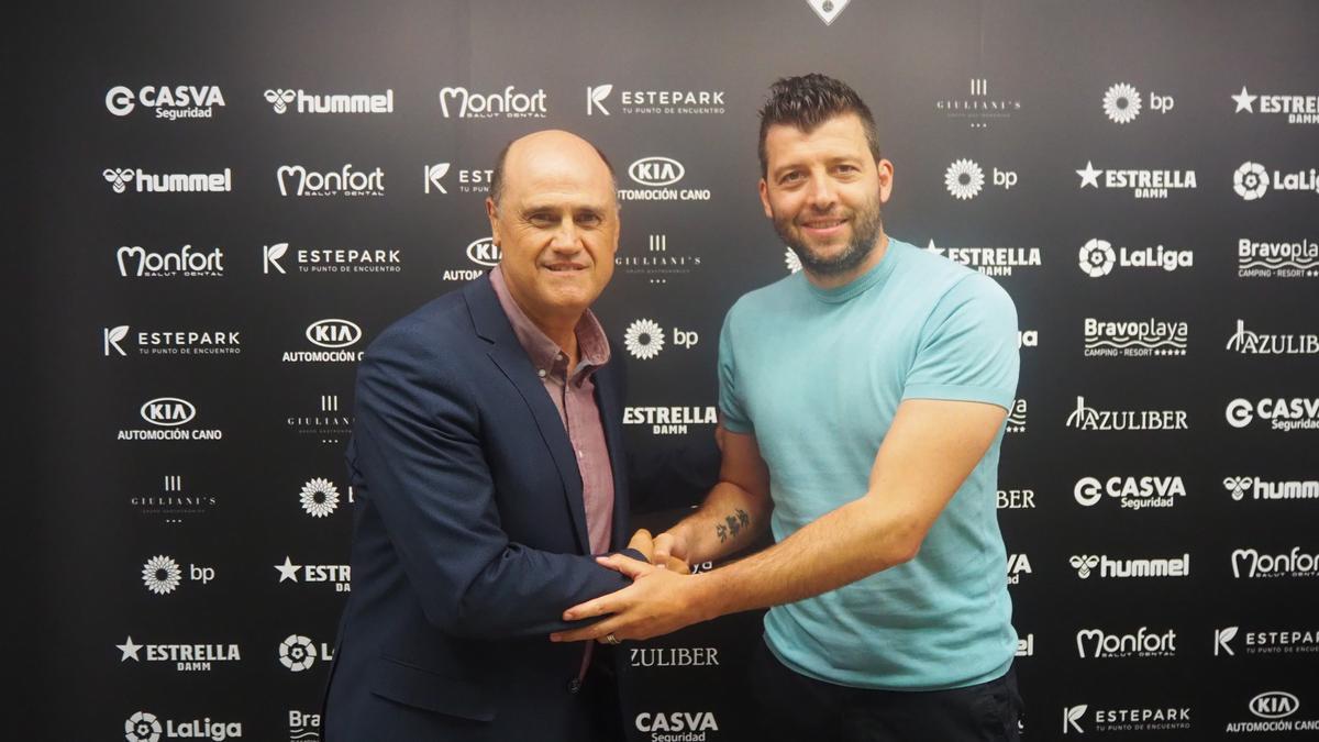 El Castellón pretende incorporar a ocho jugadores más.