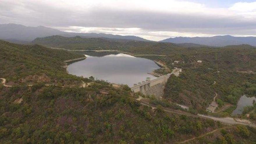 L'ACA fixa una reserva de 33 hm3 d'aigua del pantà de Darnius Boadella per cobrir les demandes d'abril a setembre