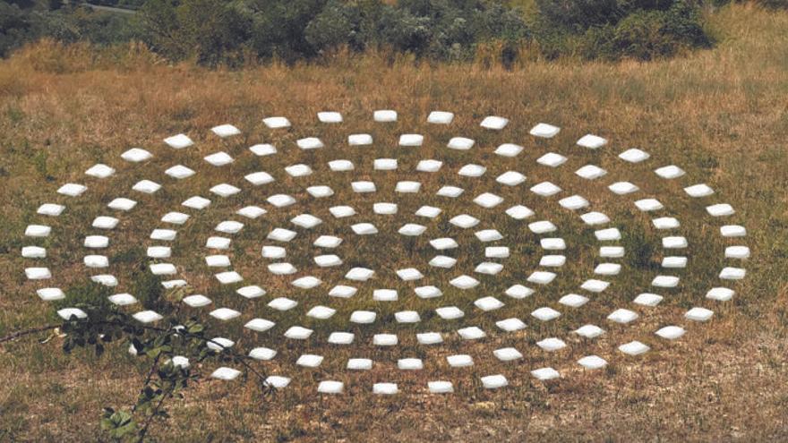 La festa major estrena un itinerari d'art i natura per l'Anella Verda amb obres efímeres i permanents