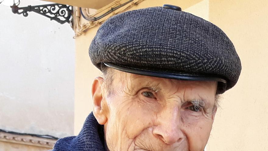 Mor als 102 anys l'amo en Xisco Torres, l'home més longeu de Maria