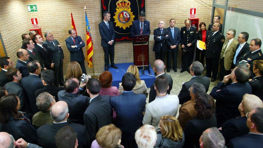 La construcción de la comisaría de Xirivella se investiga en la causa de los papeles de Bárcenas