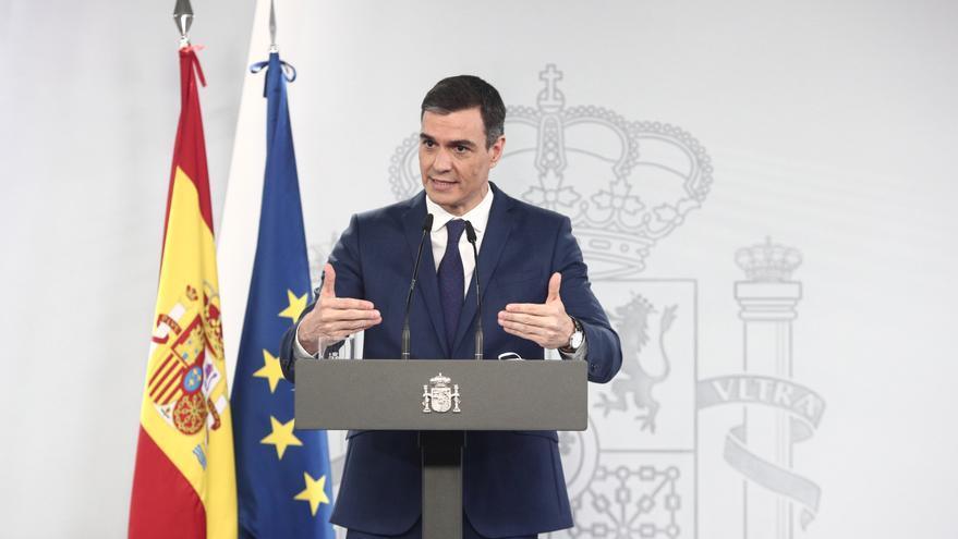 Directo | Pedro Sánchez comparece tras la reunión del Consejo de Ministros