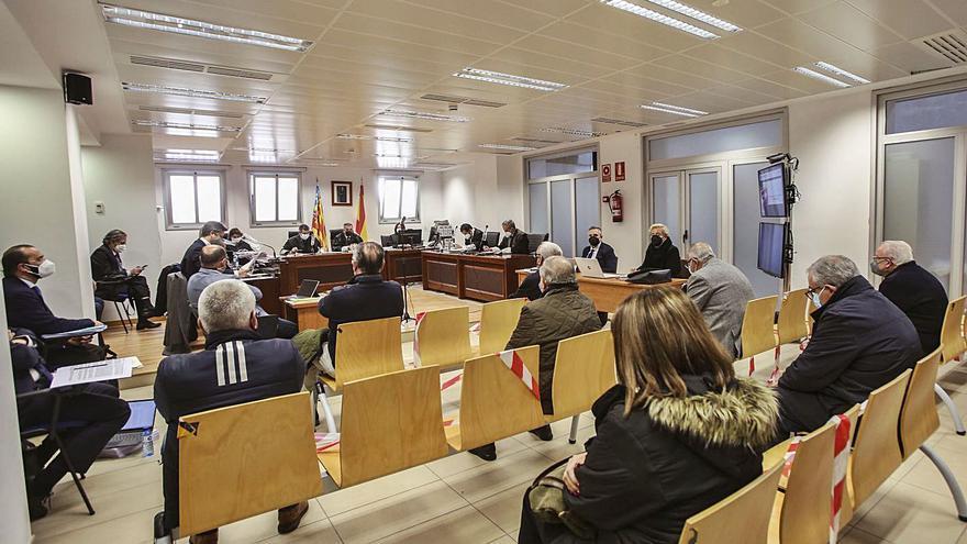 El covid obliga a aplazar el juicio de la basura de Calp y coincide ahora con el del plan zonal