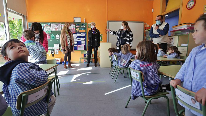 """El IES de La Fresneda arrancará """"poco a poco"""", con cuatro aulas en septiembre"""